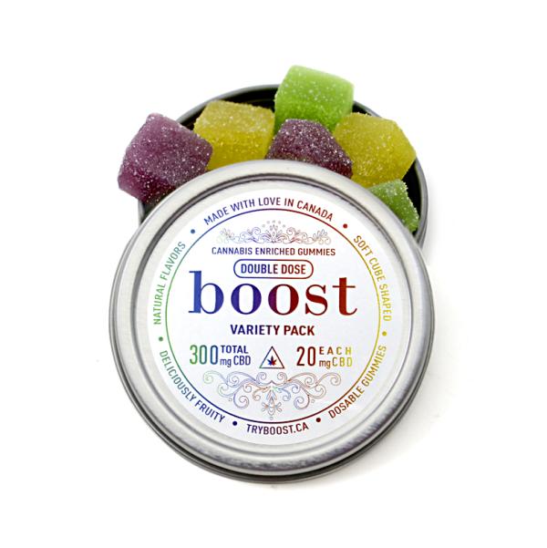 boost cbd mutli pack gummies - healingbuddhashop.co