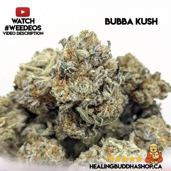 buy bubba kush online on healingbuddhashop.ca