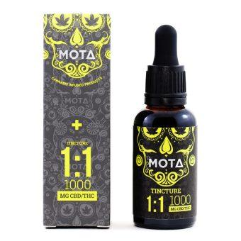 mota 1:1 Tincture - Healingbuddhashop.co