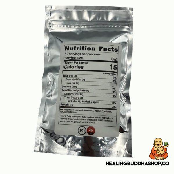 hbs sour cadies label - healingbuddhashop.co